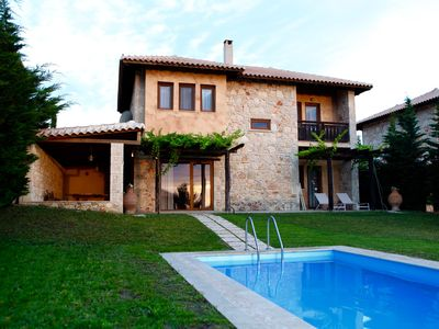 Photo for Three bedroom villa with private pool