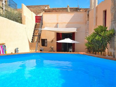 Photo for Antic Forn village house with swimming pool with a lot of history 229