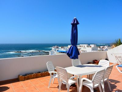 Photo for Apartment Old Harbour El Cotillo