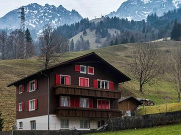 Melchtal, Kerns, Obwalden, Switzerland