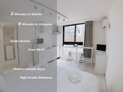 Photo for 32A new house in shinjuku/great access