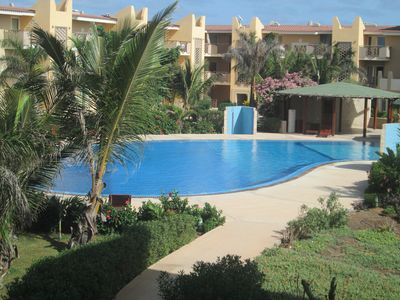 Photo for Tropical Resort B apartment  with pool - wifi 3GB  included