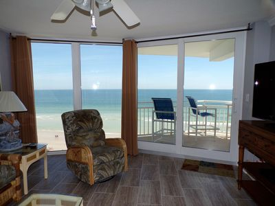 Photo for Beautifully Renovated/ Direct Oceanfront 2 Bdrm/2 Bath Condo 6th Floor