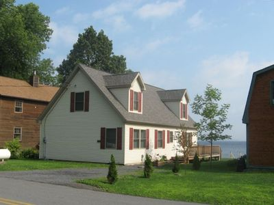 Photo for 3 Bedroom Home Overlooking Lake Champlain