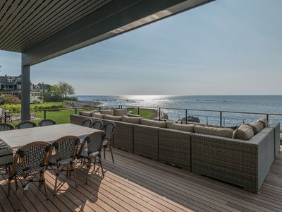 Photo for Amazing Brand NEW BOLD Oceanfront 6 Bedrooms, 7 Baths with Elevator & Fireplace.