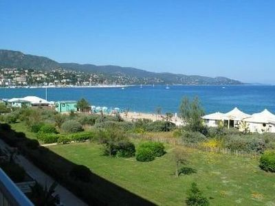 Photo for Term rent feet in the water Lavandou