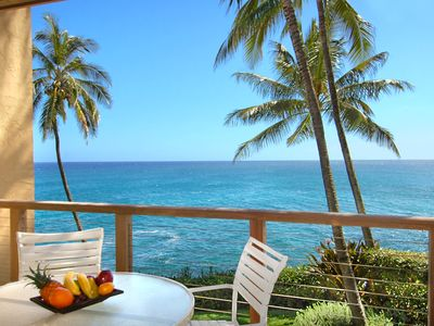 Photo for Poipu Makai #A2: 2 BR / 2 BA condo in Koloa, Sleeps 4