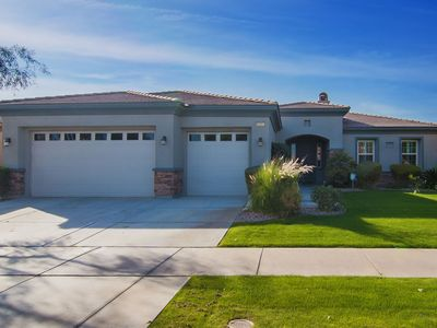 Photo for Large home in gated Lake community- 15Mins from festivals