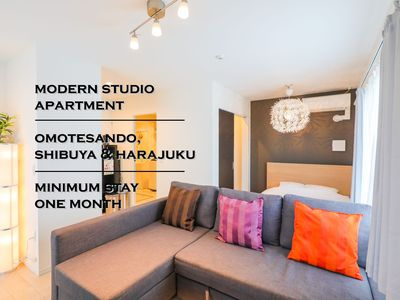 Photo for 1BR Apartment Vacation Rental in Shibuya-ku, Tōkyō-to
