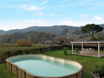 Photo for 4 bedroom Villa, sleeps 7 in Camaiore with Pool and WiFi