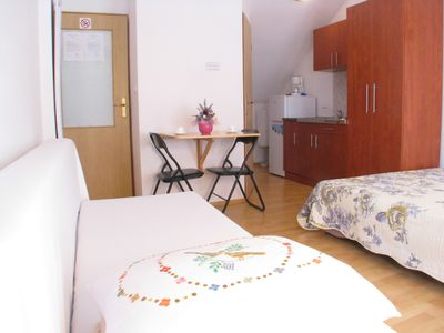Photo for Studio apartment in Vodice center