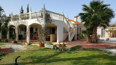 Photo for Holiday Finca Sarah Jane, 3 bed., Private pool with beautiful views