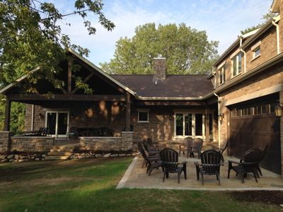 Luxury Brand New Upscale Home adjacent to Notre Dame and Warren Golf