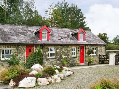 Photo for THE COACH HOUSE, pet friendly, with a garden in New Quay, Ref 919594