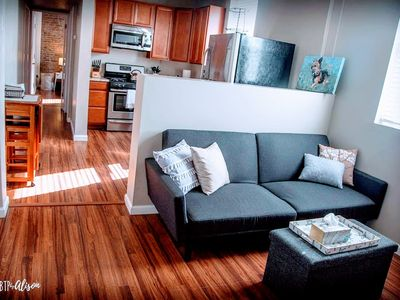 Photo for ⭐The Grand Getaway⭐1 BR⭐ 3 Miles to Downtown⭐