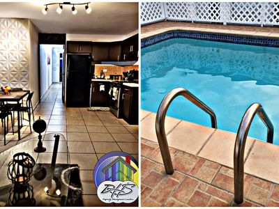 Photo for East Comfortable pool family apartment