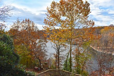 October in the Ozarks.  Find more photos on instagram @Loving_Lake_Life
