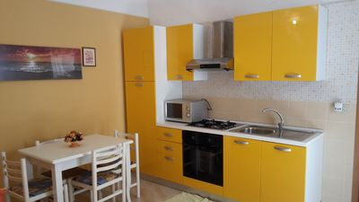 Photo for APARTMENT IN TRAPANI CENTRE WITH COURTYARD A 800 MT FROM THE SEA WITH WI-FI