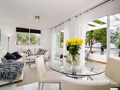 Photo for Modern Apartment in Nueva Andalucia-SDG - Apartment for 4 people in Nueva andalucia