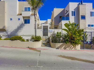 Photo for Coast Hideaway - 2 story, 2 bedroom Townhouse steps from the ocean