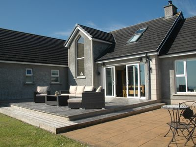 Photo for Beautiful House with superb Coastal Sea Views, on the Causeway Coastal Route, NI