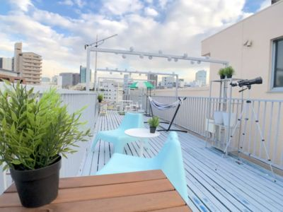 Photo for Tokyo roofTOP 3-story Harajuku 3 bedroom & living room & private rooftop
