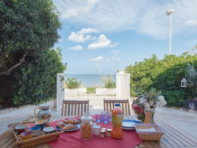 Photo for DELUX house - 5 meters from the beach