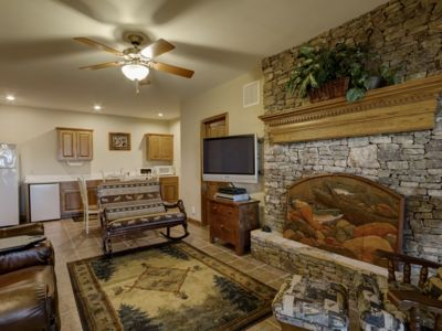 Photo for Free Whitewater Rafting - Serene Lake View Cabin - Fun+Family Friendly