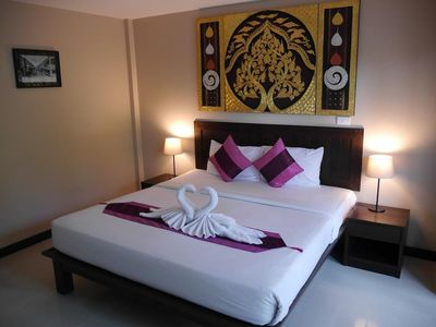 Photo for Double Bedroom with Outdoor Pool in Koh