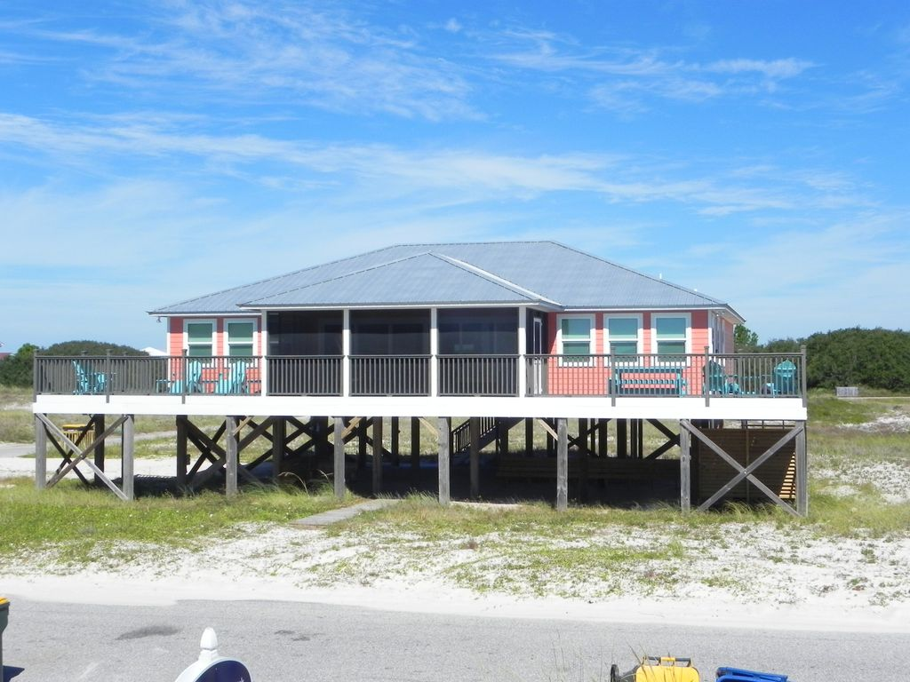 One Bedroom Beach House Gulf Shores