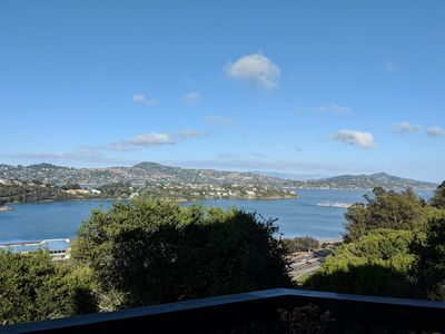 Photo for Sausalito  Top of Hill Townhouse