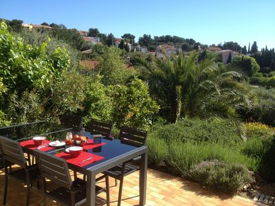 Photo for Bandol, club villa with 3 bedrooms, 250 m from the beach