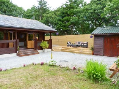 Photo for GISBURN FOREST LODGE, family friendly in Tosside, Ref 29079