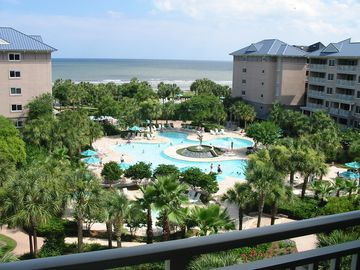 Marriott's Grande Ocean, Hilton Head Island, SC, USA