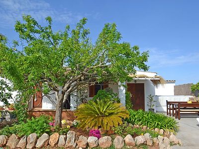 Photo for 2 bedroom Villa, sleeps 4 in Pollença with Air Con and WiFi