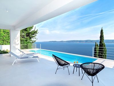 Photo for Villa V - private pool, special location & surroundings