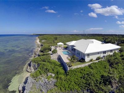 Photo for Crystal Blue: Secluded Cliff-Side Villa by the Sea w/ Pool & Elevated Ocean Views
