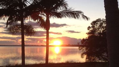 Photo for Lakefront & Beach Paradise perfect for families, couples and intimate groups