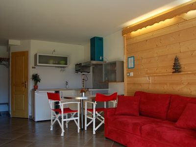 Photo for Good location at the foot of Lognan les Grands Montets ski resort