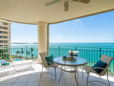 Photo for Spectacular Waterfront/Oceanfront Monterrey Condo (sleeps8)  Marco Island FL