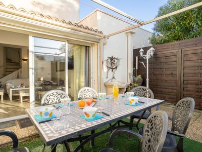 Photo for Vacation home Grau Village in Le Grau du Roi - 6 persons, 3 bedrooms