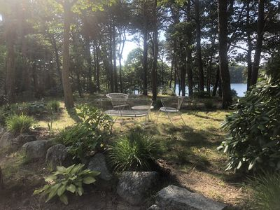 Photo for Water view/front cottage. White Pond Views and Access!