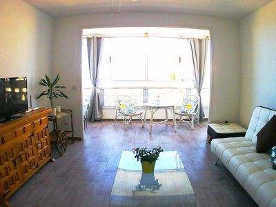 Photo for APARTMENT FRONT OF THE SEA, PLAYA LA MATA