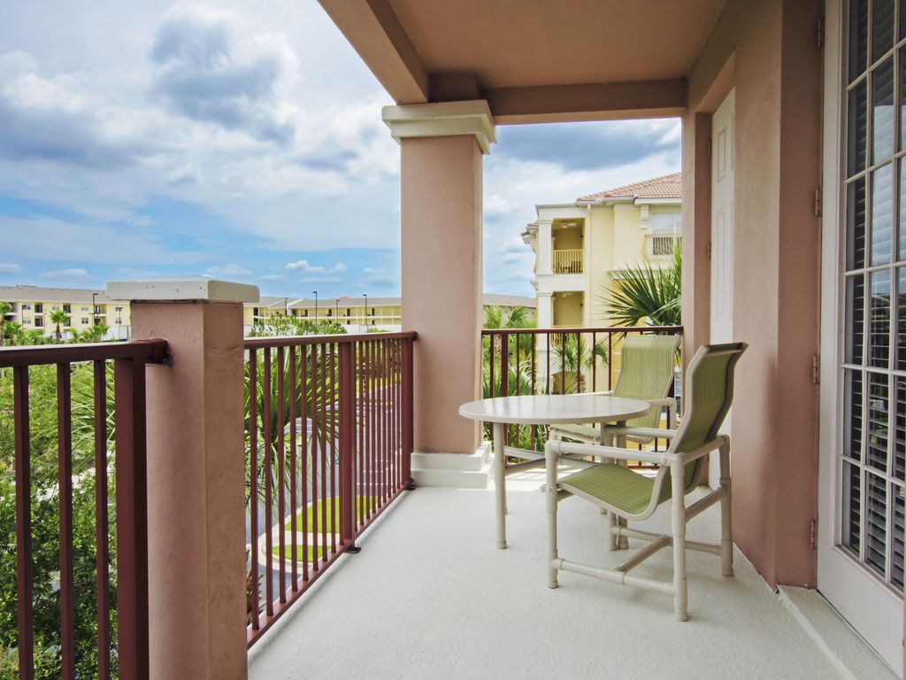 Vista cay luxury 3 bedroom condo sand lake florida for Sand lake private residences for rent