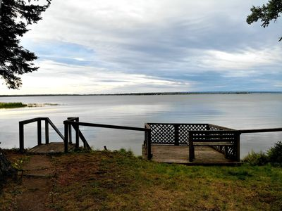 Pure Michigan Cabin right on Lake Superior! Enjoy the amazing views!