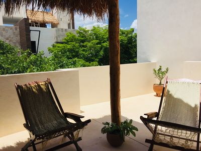 Photo for Tannah LUXURY OASIS near Down Town with pool and Palapa