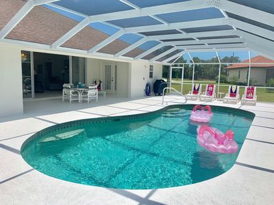 Photo for Rotonda West 9 | Solar Heated Pool |