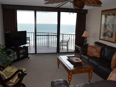 Photo for Luxurious Oceanfront Two Bedroom Two Bath Condo