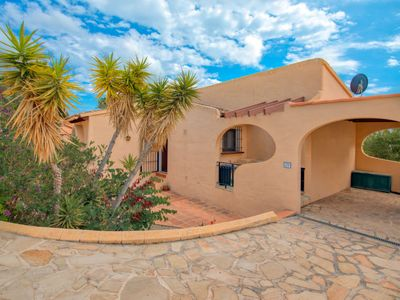 Photo for Vacation home Casa Peeters in Calpe/Calp - 4 persons, 2 bedrooms