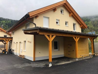 Photo for New holiday home at three countries point Austria, Italy, Slovenia. Unique location!
